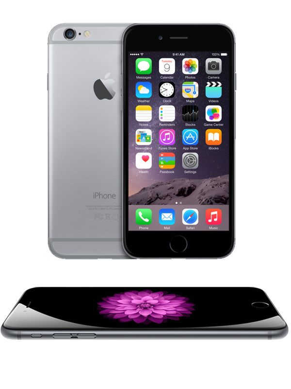 Apple iPhone 6 - Grey-16GB