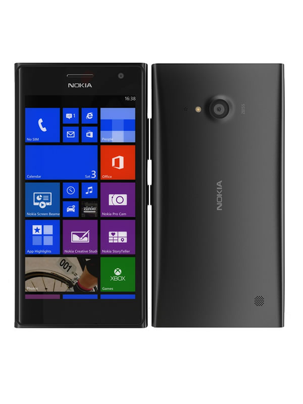 Nokia Lumia 735 - Black