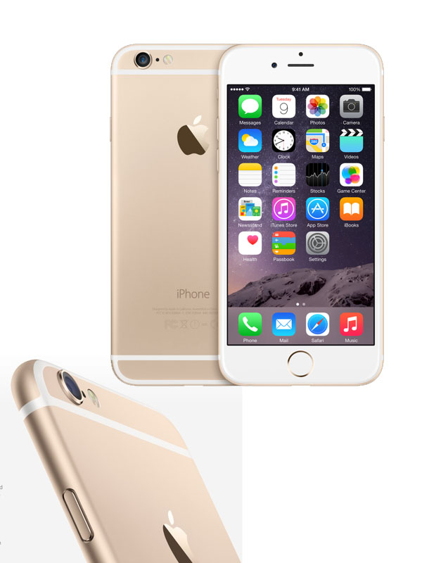 Apple iPhone 6 Gold-16GB